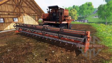 Дон-1500А [pack] для Farming Simulator 2015