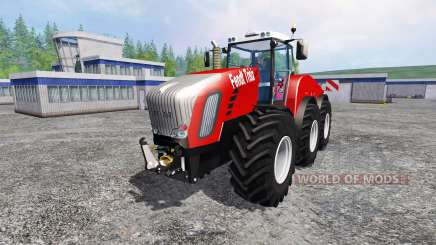 Fendt TriSix Vario v3.0 [red edition] для Farming Simulator 2015