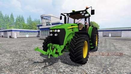 John Deere 7930 v3.5 для Farming Simulator 2015