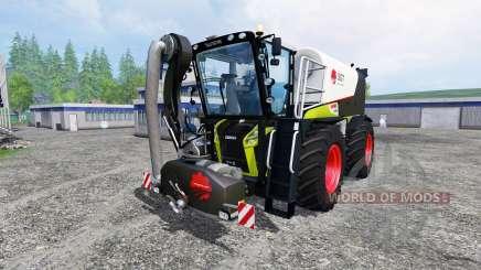 CLAAS Xerion 4000 SaddleTrac v1.5 для Farming Simulator 2015