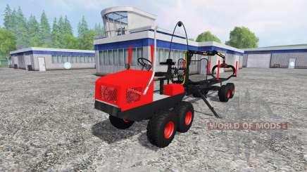 Alstor 8x8 v1.1 для Farming Simulator 2015