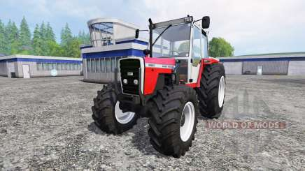 Massey Ferguson 698T [front loader] для Farming Simulator 2015