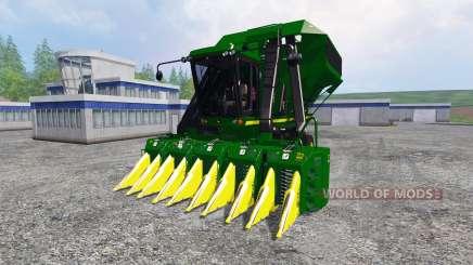 John Deere 9550 для Farming Simulator 2015