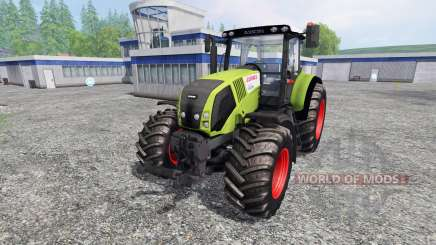 CLAAS Axion 830 для Farming Simulator 2015