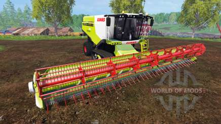CLAAS Lexion 780TT v1.3 для Farming Simulator 2015