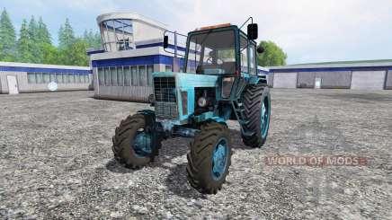 МТЗ-82УК для Farming Simulator 2015