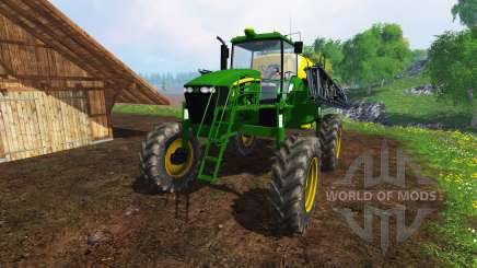 John Deere 4730 Sprayer v2.5 для Farming Simulator 2015