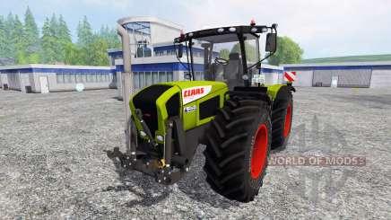CLAAS Xerion 3300 TracVC для Farming Simulator 2015