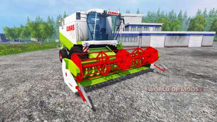 CLAAS Lexion 430 v1.2 для Farming Simulator 2015
