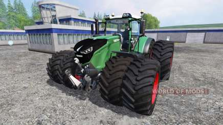 Fendt 1050 Vario [grip] v3.9 для Farming Simulator 2015