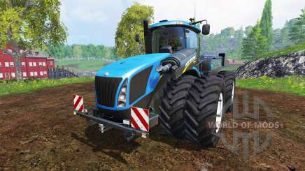 New Holland T9.670 DuelWheel v2.0.1 для Farming Simulator 2015