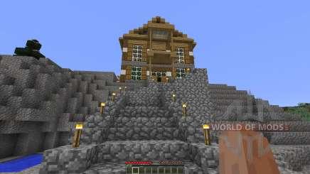 Richmonds Tavern для Minecraft