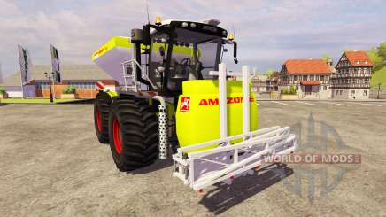 CLAAS Xerion 3800 SaddleTrac v3.0 для Farming Simulator 2013