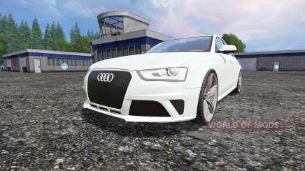 Audi RS4 Avant для Farming Simulator 2015
