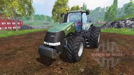 Case IH Magnum CVX 380 [forest] v0.0.2 для Farming Simulator 2015