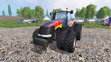 Case IH Magnum CVX 340 [doppel wheel] v0.0.1 для Farming Simulator 2015