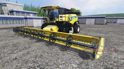 New Holland CR9.90 v1.3 для Farming Simulator 2015