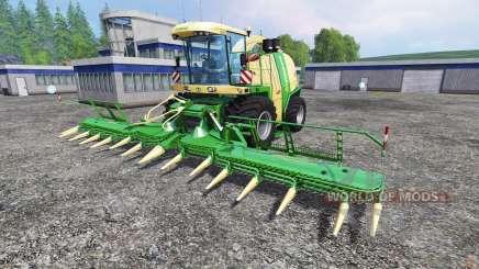 Krone Big X 1100 [125000 liters] для Farming Simulator 2015