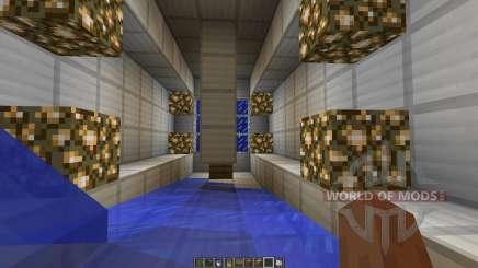 Underwater Resort для Minecraft