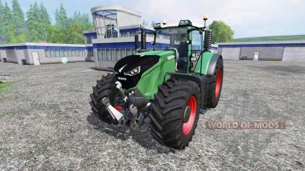 Fendt 1050 Vario [grip] v3.8 для Farming Simulator 2015