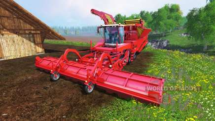 Grimme Tectron 415 v1.4 для Farming Simulator 2015