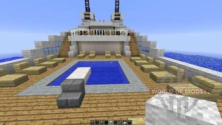 Le Soleal Minecraft Ship Replica для Minecraft