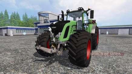 Fendt 939 Vario v2.1 для Farming Simulator 2015
