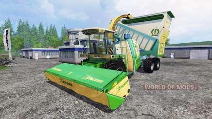 Krone Big X 650 Cargo v1.0 для Farming Simulator 2015