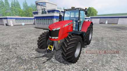 Massey Ferguson 7626 v1.5 для Farming Simulator 2015