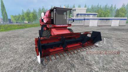 Палессе КЗС-7 для Farming Simulator 2015