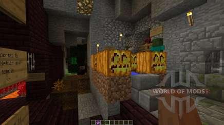 Underground для Minecraft