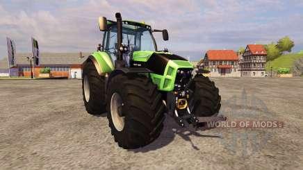 Deutz-Fahr Agrotron 7250 TTV для Farming Simulator 2013