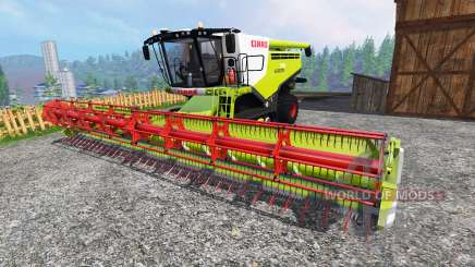 CLAAS Lexion 780TT v1.1 для Farming Simulator 2015