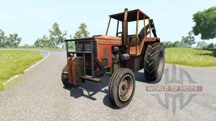 Claw Tractor для BeamNG Drive