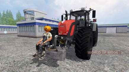 Fendt 939 Vario [Halloween] для Farming Simulator 2015