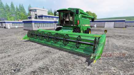 John Deere 2056 для Farming Simulator 2015