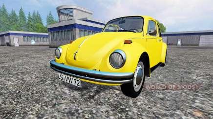Volkswagen Beetle 1973 для Farming Simulator 2015