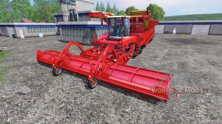 Grimme Tectron 415 v1.3 для Farming Simulator 2015