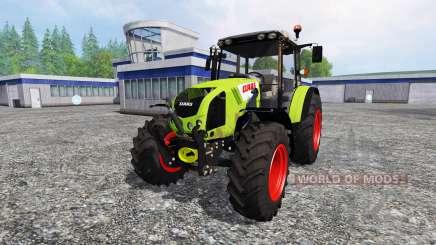 CLAAS Axos 340 CX для Farming Simulator 2015