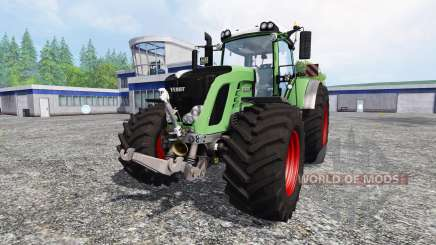 Fendt 939 Vario [gear] для Farming Simulator 2015