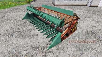ЖЗЕ-5 для Farming Simulator 2015