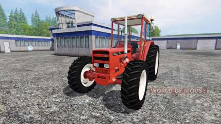 Renault 751-4 v1.0 для Farming Simulator 2015