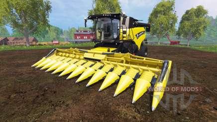 New Holland CR90.75 [Yellow Bull] для Farming Simulator 2015