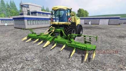 Krone Big X 580 v1.1 для Farming Simulator 2015