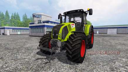 CLAAS Axion 850 v3.0 для Farming Simulator 2015