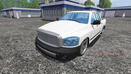 PickUp Drift v2.0 для Farming Simulator 2015