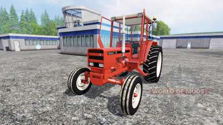 Renault 751 для Farming Simulator 2015