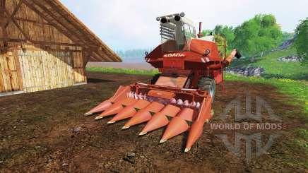 СК-6 Колос для Farming Simulator 2015