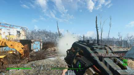 Максимум боеприпасов для Fallout 4