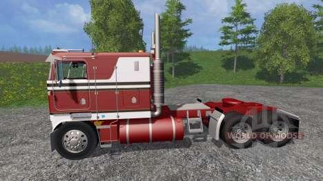 Kenworth K100 v2.0 для Farming Simulator 2015